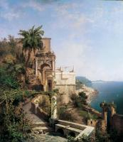 In the Garden, Amalfi #RFU3095