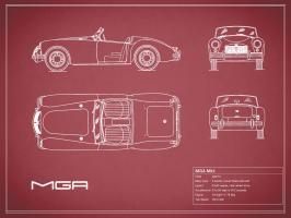 MGM GA-Maroon #RGN112773