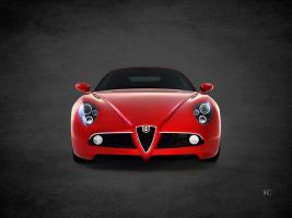 Alfa Romeo 8C 2008 #RGN114379