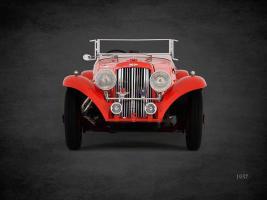 Aston Martin 1937 #RGN114380