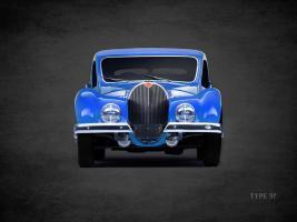 Bugatti Type-57 1936 #RGN114397