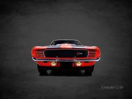 Chevrolet Camaro Z28 1969 #RGN114402