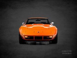 Chevrolet Corvette Stingray 1974 #RGN114404