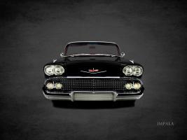 Chevrolet Impala 1958 #RGN114405