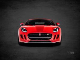 Jaguar F-Type Front #RGN114426