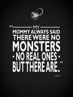 Aliens - No Monsters #RGN114765
