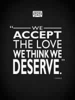 Wallflower - Love We Deserve #RGN114809