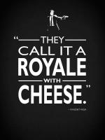 Pulp Fiction - With Cheese #RGN114810