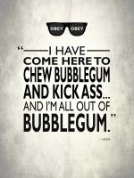 They Live Chew Bubble Gum #RGN114837