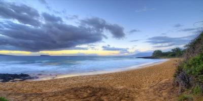 Little Beach - Maui #SN111989