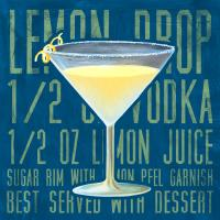 Lemon Drop (square) #89569