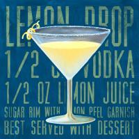 Lemon Drop (square) #89569