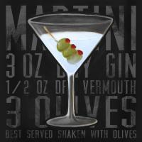 Martini (square) #89577
