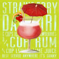 Strawberry Daiquiri (square) #89585