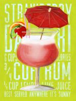 Strawberry Daiquiri (vertical) #89586