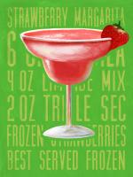Strawberry Margarita (vertical) #89588