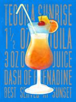 Tequila Sunrise (vertical) #89590