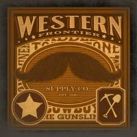 Mustache Western #89615