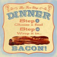 Bacon Dinner #91692