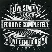 Honest Words - Live Simply #91763