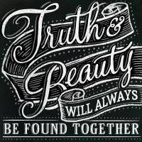 Honest Words - Truth & Beauty #91769