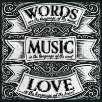 Honest Words - Words, Music, Love #91770