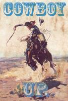 Cowboy Up #98994