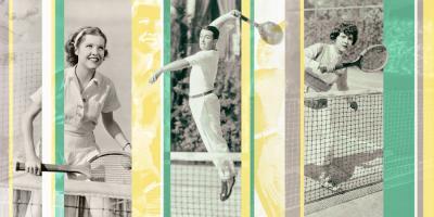 Vintage Tennis #101631