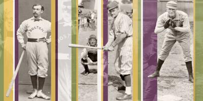Vintage Baseball #101632