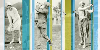 Vintage Golf #101633