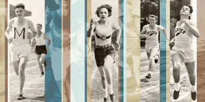 Vintage Running #101637