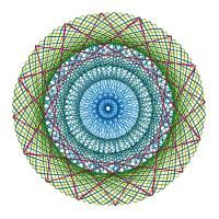 String Multicolor 1 #102854