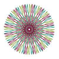 String Multicolor 2 #102855