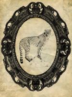 Framed Cheetah #89751