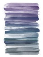 Watercolor Stripes B #91480