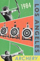 Los Angeles Archery 1984 #98835