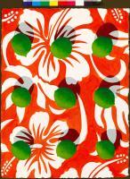 Nine Limes - Tropicalia Red #82566