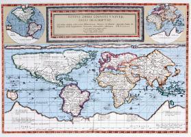 Vintage Map 2 #86713