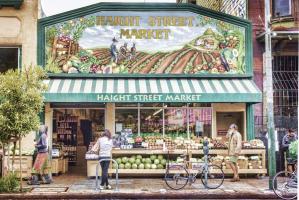 Haight St. Market  #92385