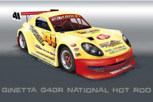 Ginette 640R National Hot Rod #YS114459