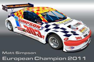 Matt Simpson National Hotrod UK I #YS114460