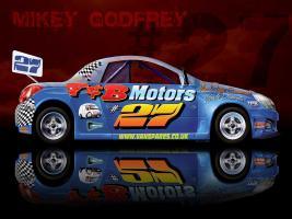 Mikey Godfrey 27 #YS114462