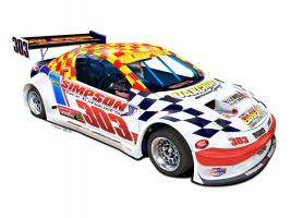 Matt Simpson National Hotrod UK II #YS114476