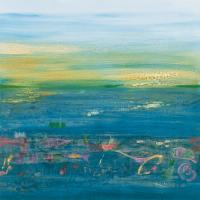 Blue Landscape #IG 1760