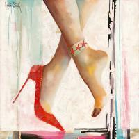 Marilyn«s Shoes II #IG 3688