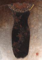 Asian Dress I #IG 4445