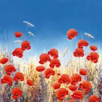 Dancing Poppies #IG 4520