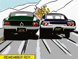 Remember Roy #IG 4609
