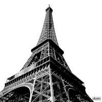 Tour Eiffel High #IG 7504