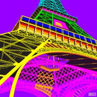 Tour Eiffel Happy #IG 7508